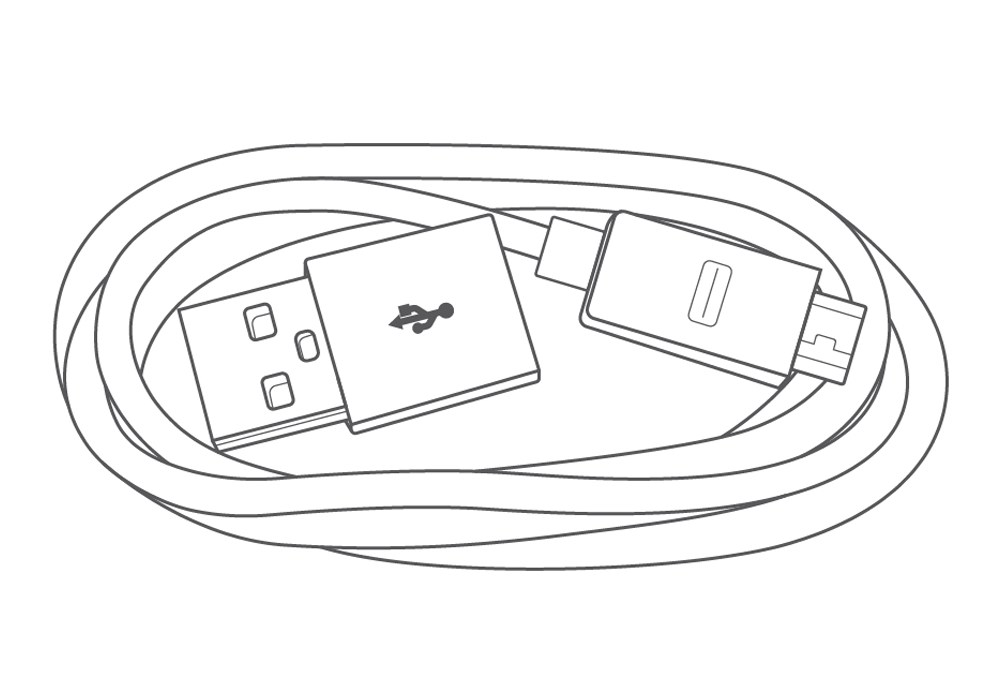 FitBark_Micro_USB_Cable_Icon | What's included in the FitBark box?