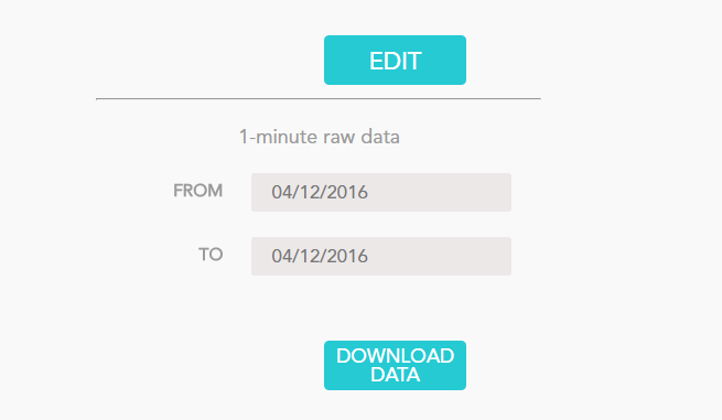 FitBark_Web_1-min_Download | How do I download 1-minute raw activity data in csv format?