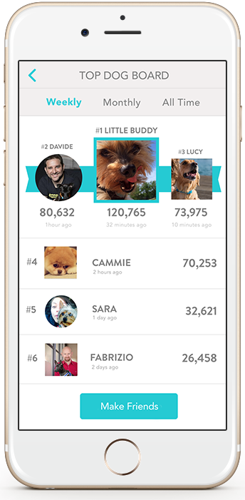 FitBark_iPhone_Gold_Top_Dog_Board