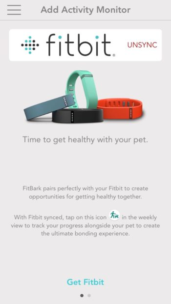 "FitBark_Fitbit-Unsync-350x623 | Error message ""Human activity monitor not enabled"""