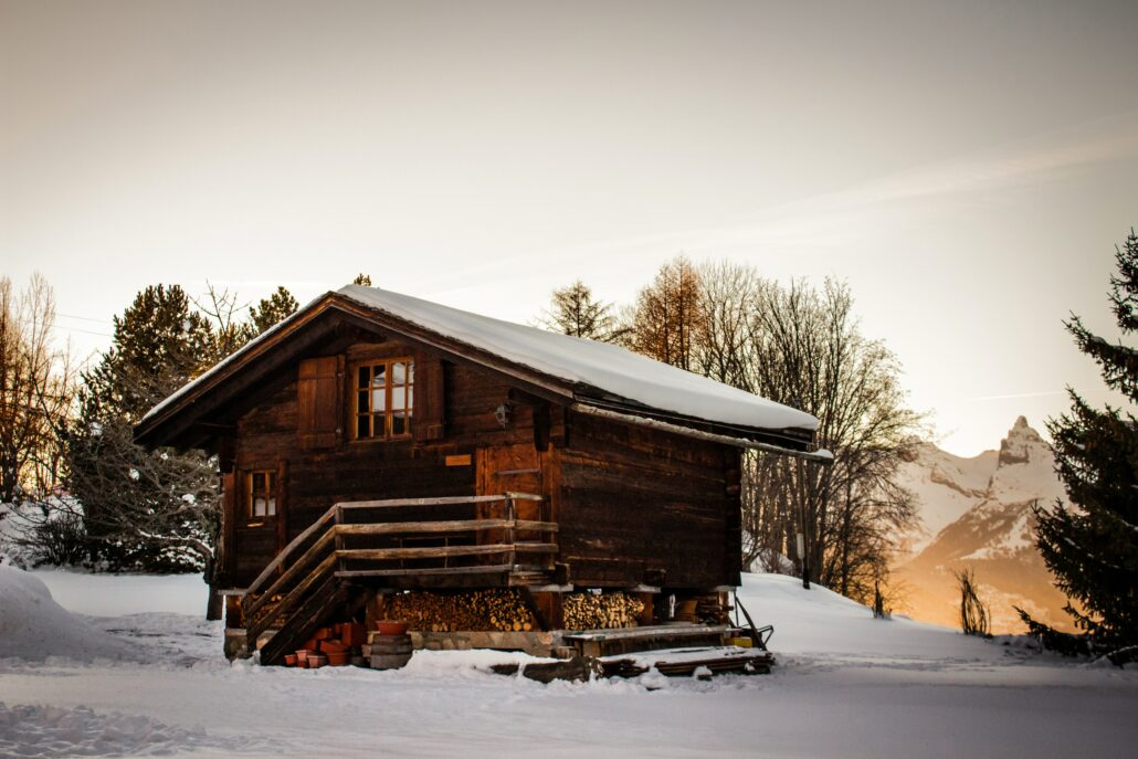 FitBark_cabin_snow-1030x687   How to Find the Perfect Log Cabins for Pet Camping