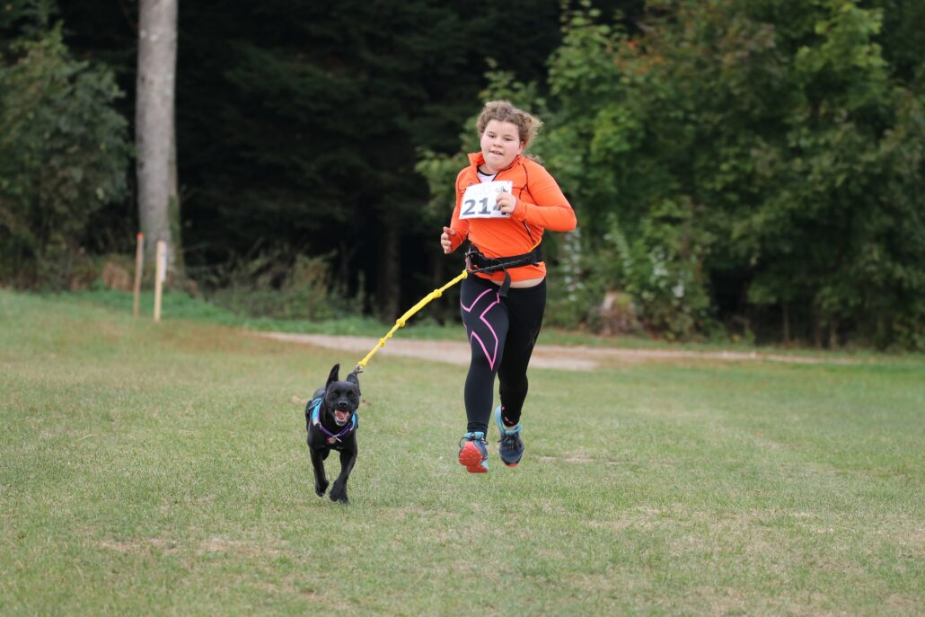 FitBark_canicross_girl_dog-1030x687 | Human-Dog Sports for Dog Owners on the Move