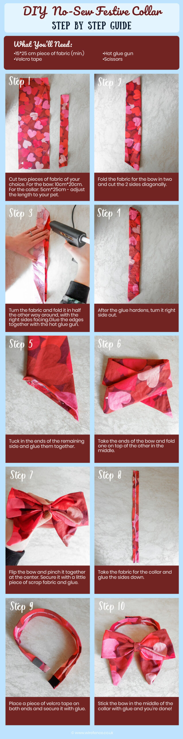 FitBark_collar_guide-scaled | DIY No Sew Collar for Independence Day